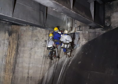 Silo Remedial Works